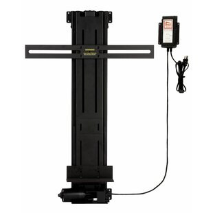 TV Lift Mechanism Pole Mount For 13