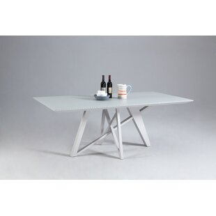 Zaiden Rectangular Dining Table Wade Logan
