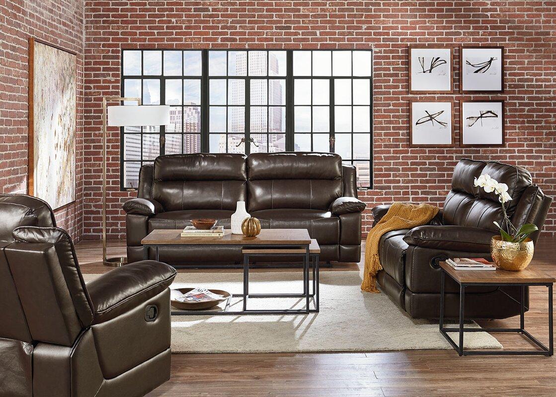 Red Barrel Studio Rindham Configurable Living Room Set Reviews
