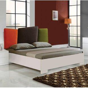 Mirpanah Upholstered Platform Bed by Latitude Run