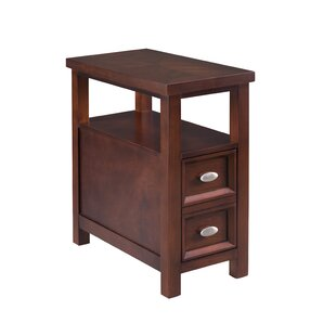 Darius End Table with Storage