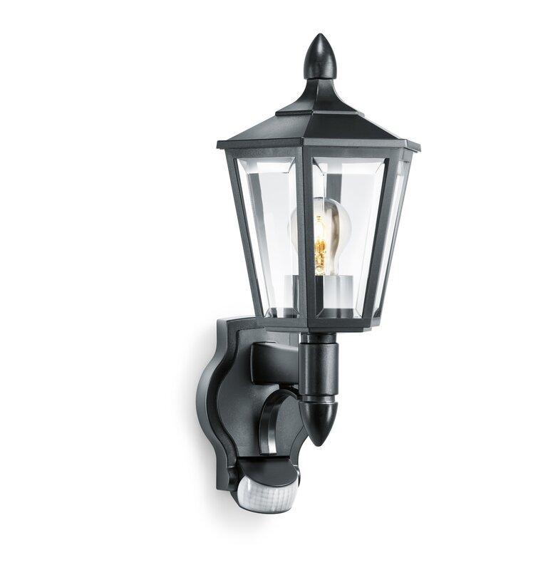 Steinel 1 light outdoor wall lantern with motion sensor reviews 1 light outdoor wall lantern with motion sensor aloadofball Images