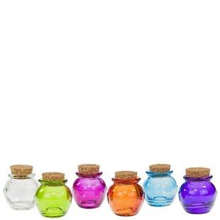 0.03 qt. Storage Jar