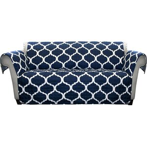 Dauberville Box Cushion Sofa Slipcover by Alcott Hill