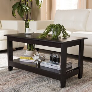 Perryman Coffee Table by Winston Porter No Copoun