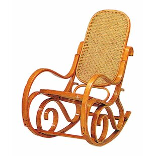 Bentwood Rocking Chair | Wayfair.co.uk