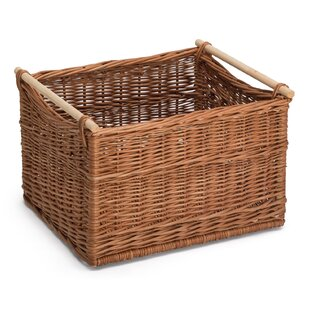 Kitchen Storage Willow Basket I By Prestige Wicker