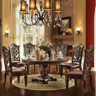 Syreeta 7 Pieces Dining Set Astoria Grand