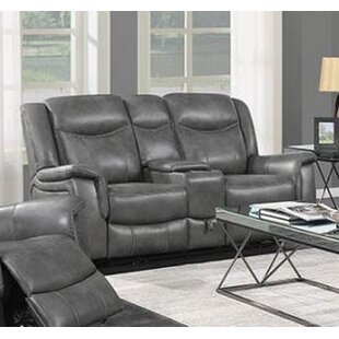 Great Price Erico Motion Reclining Loveseat by Latitude Run Reviews (2019) & Buyer's Guide