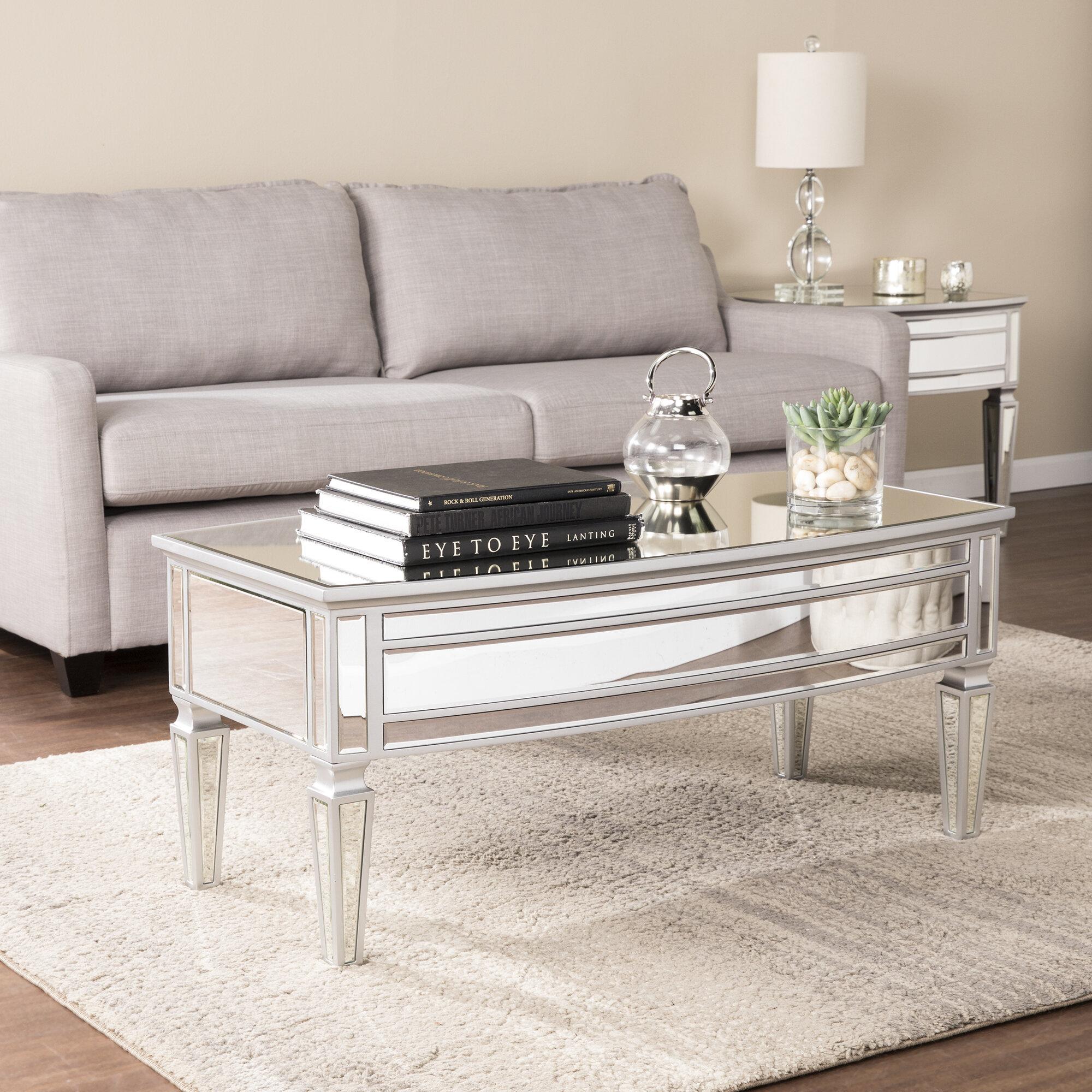 House of hampton elosie 2 piece coffee table set reviews wayfair