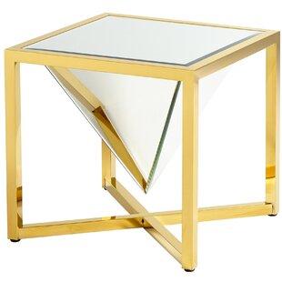 Titan End Table by Cyan Design