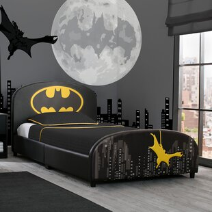DC Comics Batman Twin Platform Bed