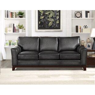 Otsego Leather Sofa