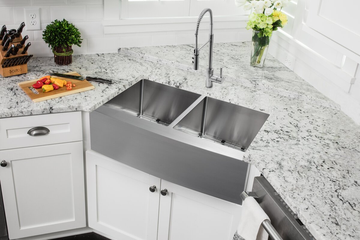 Modern Apron Kitchen Sink Picture Collection - Kitchen Cabinets ...