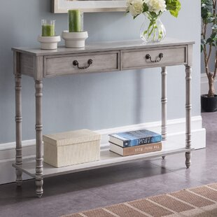 Review Gering Console Table By Ophelia & Co.