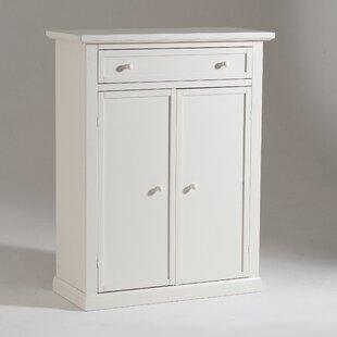 Small 2 Door Shoes Cabinet