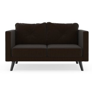 Crothers Loveseat by Corrigan Studio