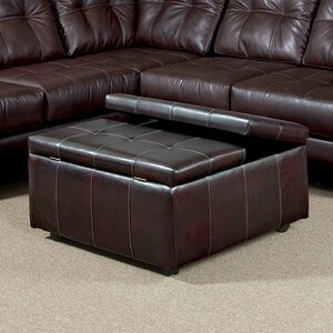 Serta Upholstery Williamsburg Storage Ottoman