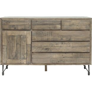 Okemah 6 Drawer Dresser