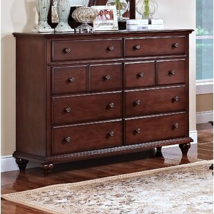 Jarvis 8 Drawer Dresser