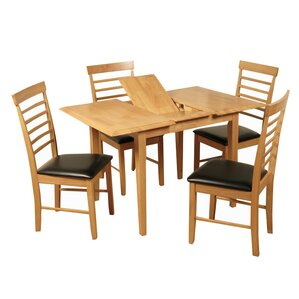 hanover solid wood dining chair set of 2