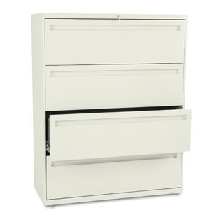 700 Series 42W 4-Drawer File