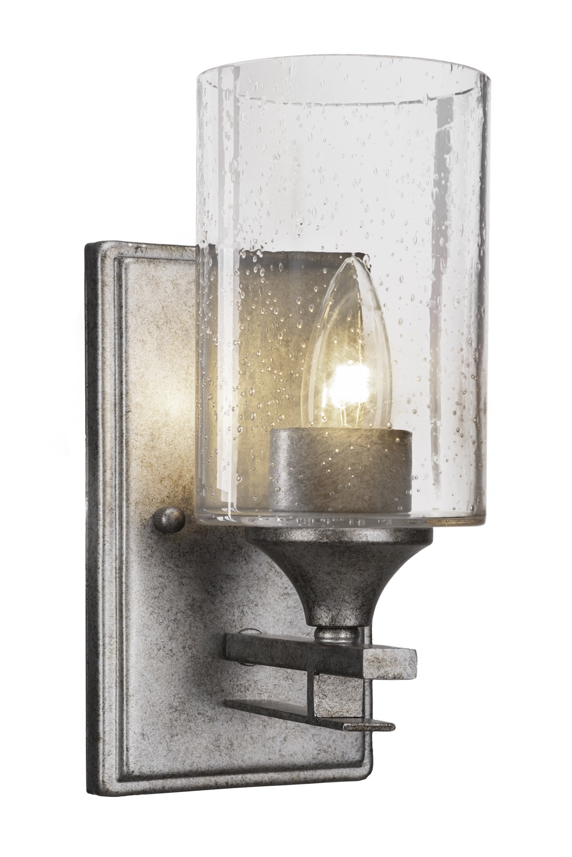 Clear Glass Shade Williston Forge Wall Sconces You Ll Love In 2021 Wayfair