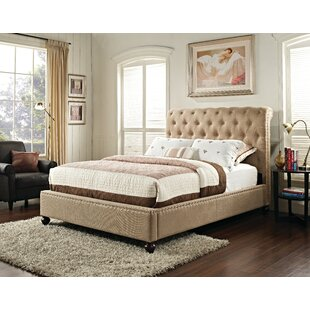 Best Reviews Delia Upholstered Platform Bed by Alcott Hill Reviews (2019) & Buyer's Guide