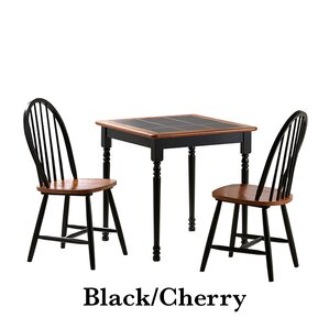 Bella 3 Piece Dining Set by August Grove