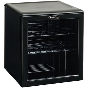 17 Bottle Single Zone Freestanding Wine Cooler b..