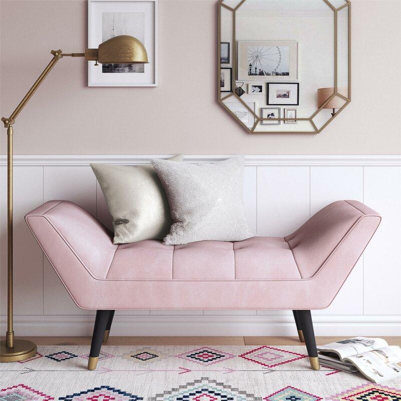 Allura Upholstered Bench