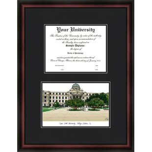 NCAA Texas A&M Aggies Diplomate Diploma Picture Frame By Campus Images