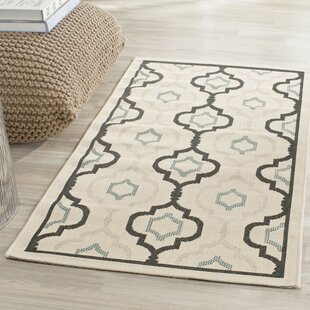 Malin Beige IndoorOutdoor Area Rug