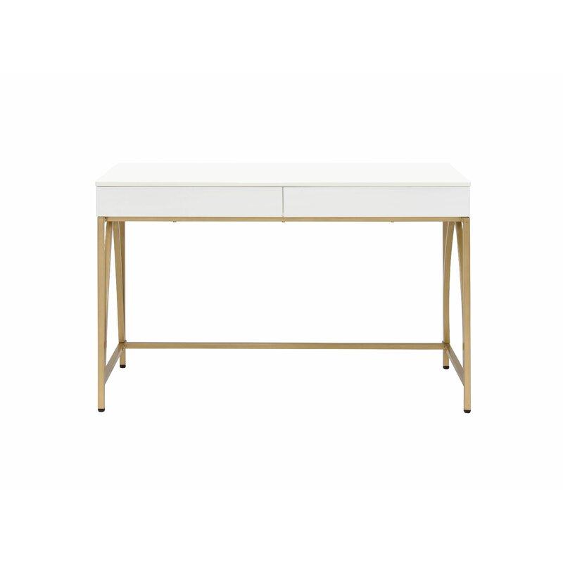 Mercer41 Eaglin Desk Wayfair