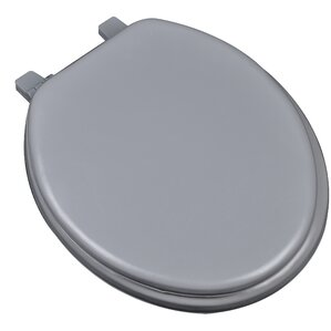Deluxe Soft Round Toilet SeatCushioned Toilet Seats You ll Love   Wayfair. Black Soft Toilet Seat. Home Design Ideas