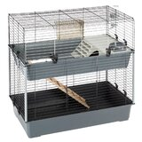 Connors Rabbit Hutch with Ramp