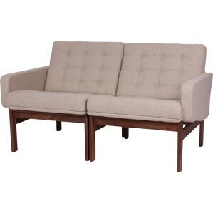 Ellen Loveseat by dCOR design