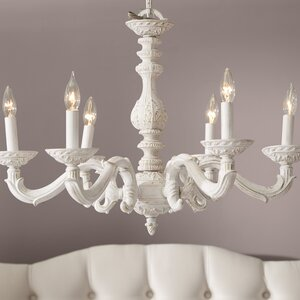Odessa 6-Light Candle-Style Chandelier