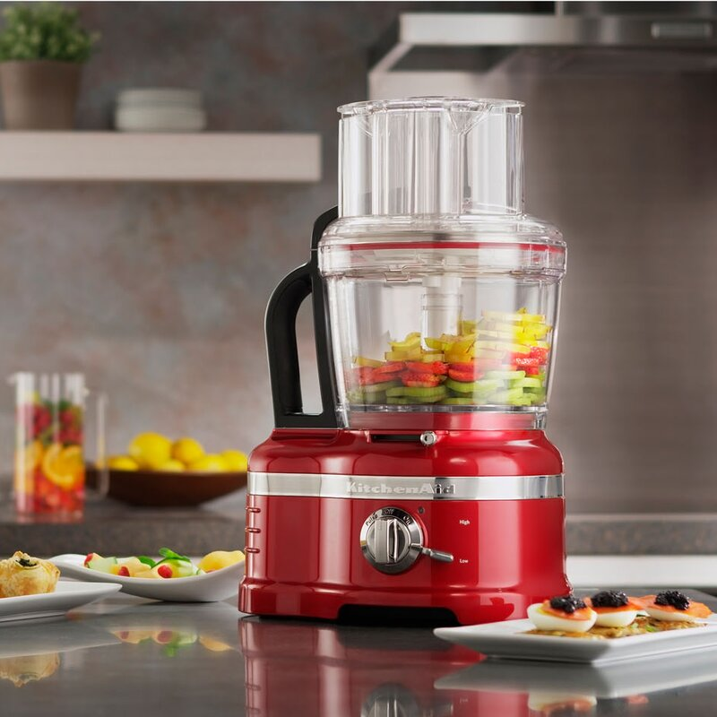 Kitchenaid Pro Line 16 Cup Food Processor With Commercial