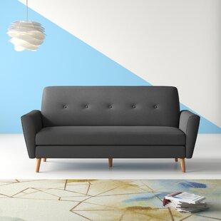Altus Mid Century Fabric Couch Sofa