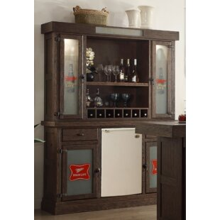 Compare & Buy Miller High Life Back Bar By ECI Furniture