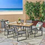 Kovac 7 Piece Dining Set