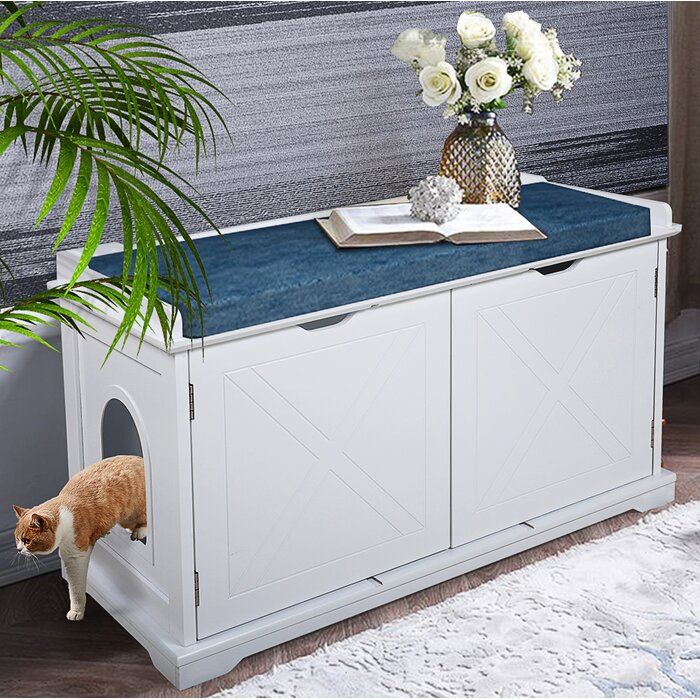Aiken Litter Box Enclosure