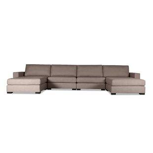 Brose Plush Deep Modular Sectional