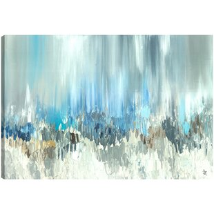 High Quality Blue Visualsu0027 By Sanjay Patel Wall Art On Wrapped Canvas