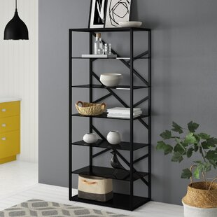 Raheem Etagere Bookcase by Zipcode Design