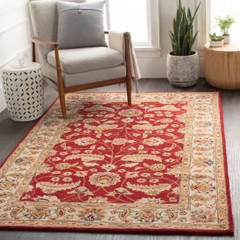 Joy Carpets Gaming And Entertainment Feeling Lucky Burgundy Red Area Rug Wayfair