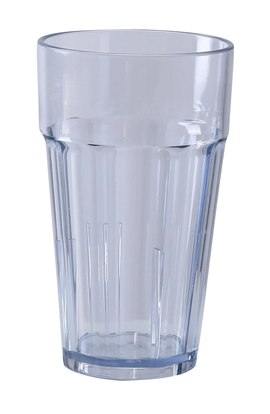 Red Barrel Studio Elisabeth 20 Oz Plastic Drinking Glass Wayfair