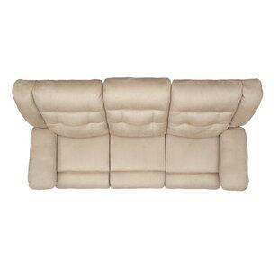 Serta Upholstery Double Reclining Sofa