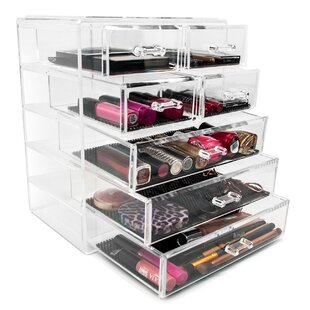 Reviews Cosmetic Organizer By Rebrilliant